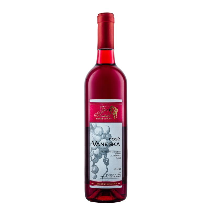 rosé Vaneska 2020